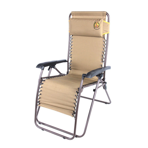 Bushtec 440 Gravity Chair