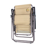Bushtec 440 Gravity Chair Closed