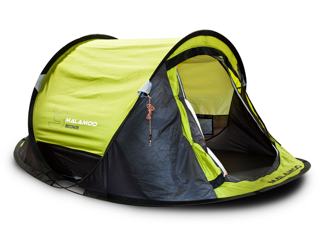 Malamoo 3 Second Classic Tent  sc 1 st  Family Tent C&ing & Malamoo 2 Person Tent | instant set up tents