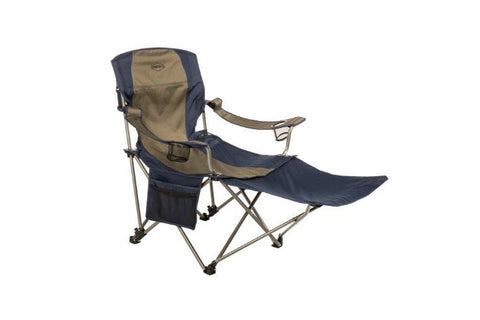 Kamp Rite Chair with Removable Footrest