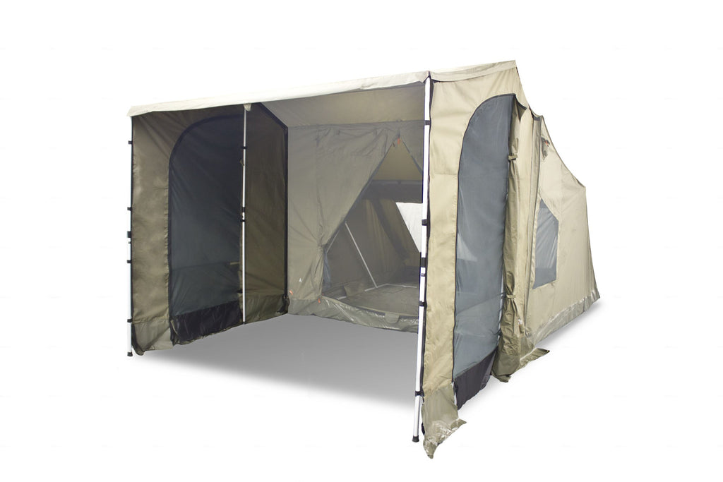 Oztent RV 2 5 Deluxe Peaked Side Panels
