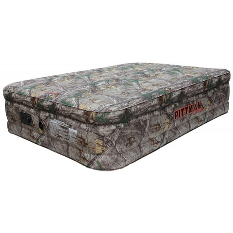 "Pittman Queen Double High Extreme 20"" Air Mattress"