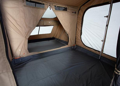Oztent RX-4 Living Room - Inside View