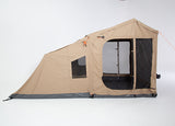 Oztent RX-5 Deluxe Tent - Side View