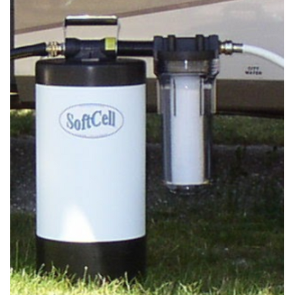 Softcell Rv Portable Water Softener