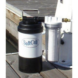 SoftCell Tote Water Softener System