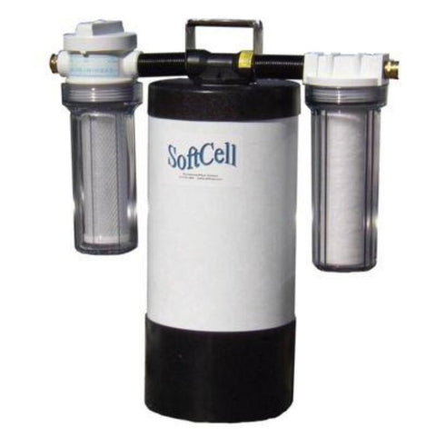 SoftCell Dual Filter Water Softener System