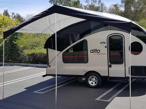 Safari Alto Side Canopy