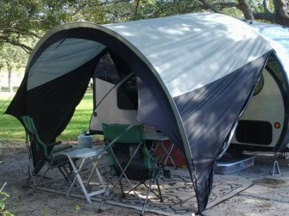 Safari Alto Condo Side Awning