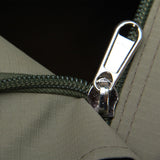 BushTec Adventure YKK Zipper View