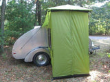 Side Entrance Teardrop Trailer Tent