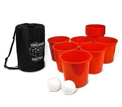 Yard Pong and Case