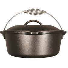 Lodge Cast Iron Dutch Oven 5 Quart - 2160024