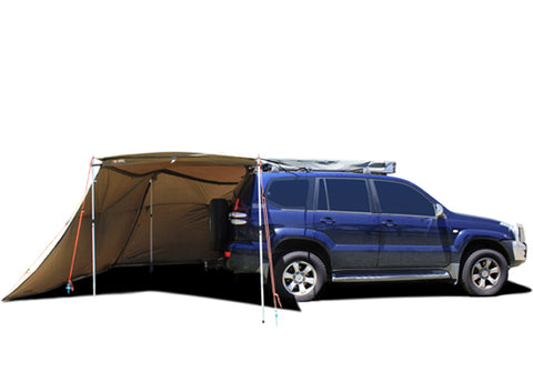 Oztent Foxwing Awning Tapered Zip Extension Panel