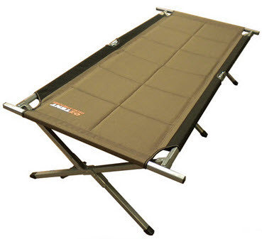 Oztent King Goanna Stretcher Padded Heavy Duty Wide Cot