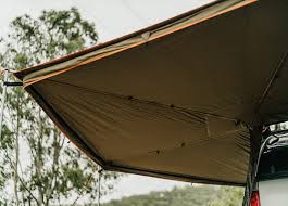 Foxwing Awning 270 Inside Roof View