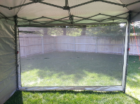 Jet Tent Gazebo Screen Mesh Wall Panel Kit