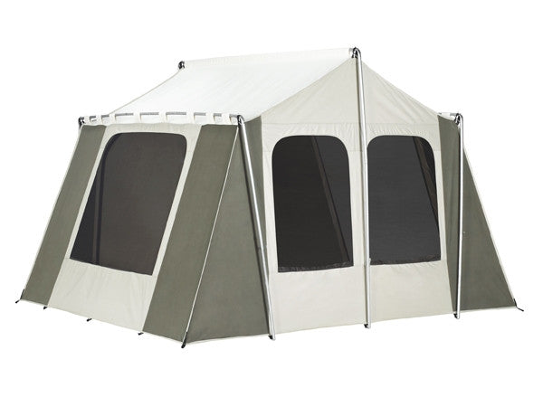 Kodiak 6121 Canvas Cabin Tent Sleeps 6 12x9