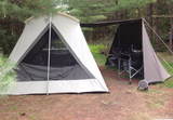 Kodiak Canvas Vestibule with VX Flex Bow Tent
