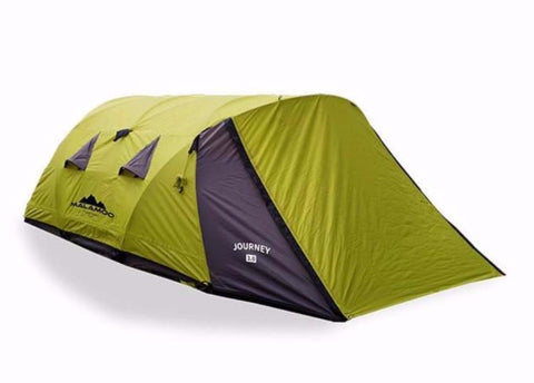 Malamoo Journey 3.0 Tent Door Closed