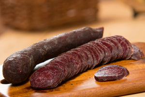 Dried Beef Hunter's Sausage