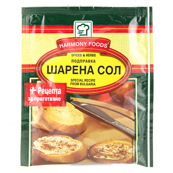 COLORED SALT SPICE 30g-Шарена Сол 30г