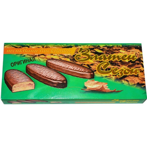 Chocolate Cookies Zlatna Esen-170g