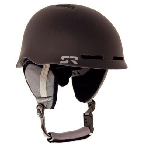 2015 CLOSEOUT Shred Ready Forty4Tune Snow Helmet - Shred Ready USA
