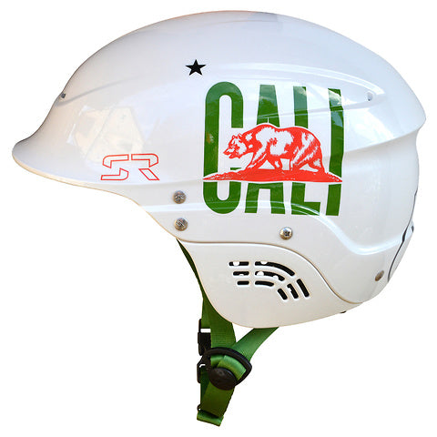 Shred Ready Fullcut Whitewater Helmet