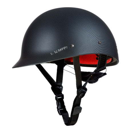 2019 Shred Ready Super Scrappy Whitewater Helmet