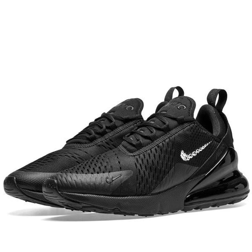 Nike Women Air Max 270 (Black) - Swoosh/AIR Only