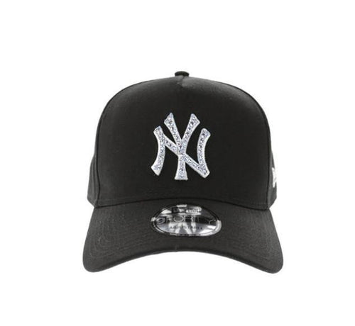 New York Yankees Women 940 A-Frame Snapback (Black)