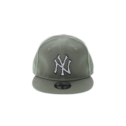 My 1st Snapback New York Yankees (Olive)
