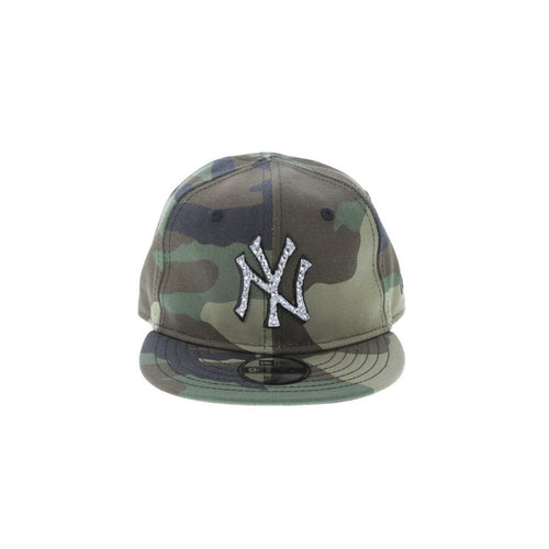 My 1st Snapback New York Yankees (Army)
