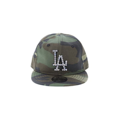My 1st Snapback Los Angeles Dodgers (Army)