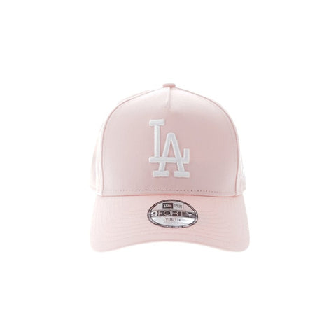 Los Angeles Dodgers 940 Youth Snapback (Pink)