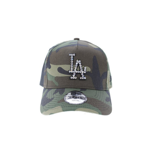 Los Angeles Dodgers 940 Youth Snapback (Army)
