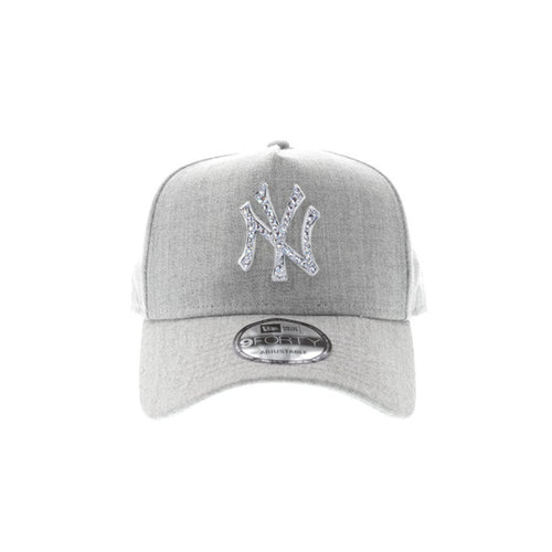 New York Yankees 940 A-Frame Snapback (Grey)