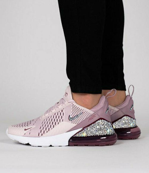 LIMITED RELEASE Nike Women Air Max 270 (Dusty Pink)