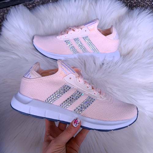 Adidas Women's Swift X Run (Peachy Pink)