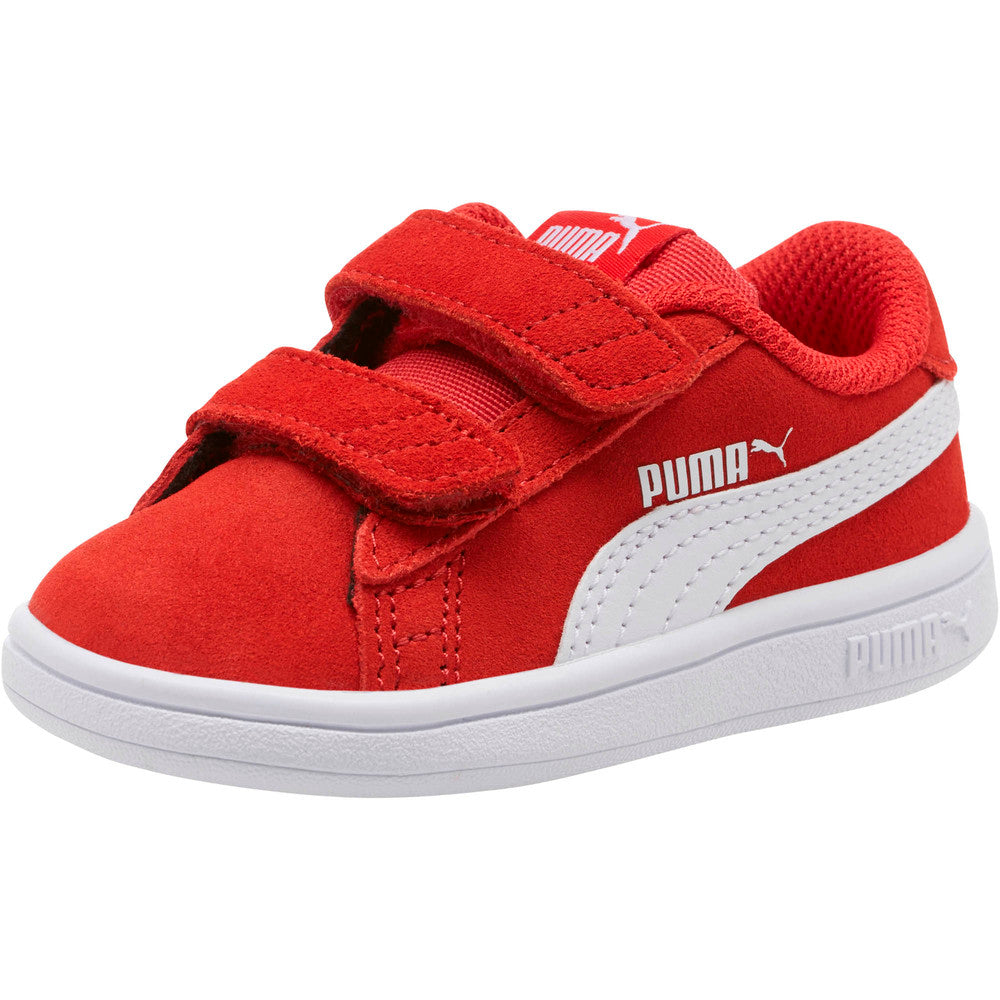 Puma Toddler Suede Classic (Red)