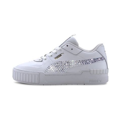 Puma Women Cali (White)