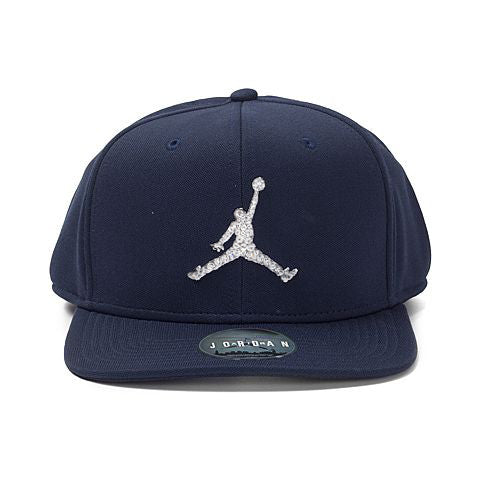 Jordan Jumpman Snapback Black Adult