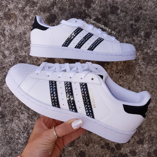 Adidas Superstar Original Unisex (White/Black)