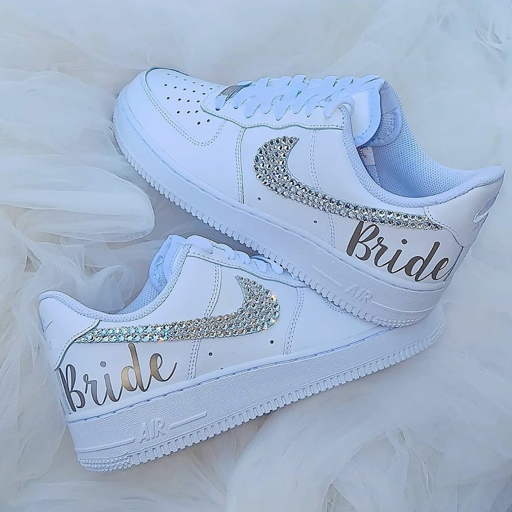 Nike Women Air Force 1 '07 White