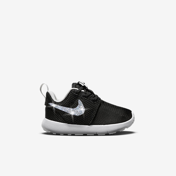 Nike Toddler Roshe (Black White) – Diamond Kicks c1e78090ef