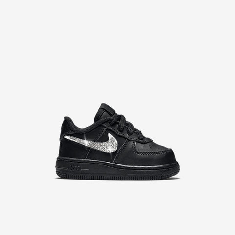 Nike Toddler Air Force 1 (Black)