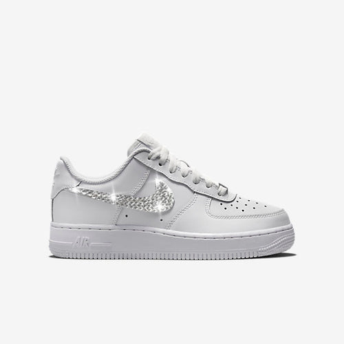 Nike Younger Kids Air Force 1 (White)