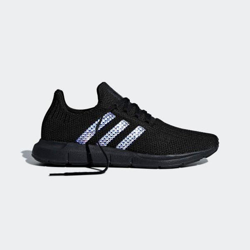 Adidas Unisex Swift Run X (Black)