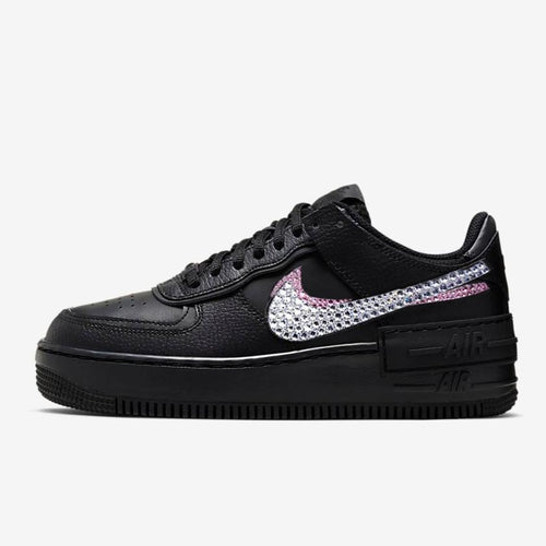 Nike Women Air Force 1 Shadow (Black)